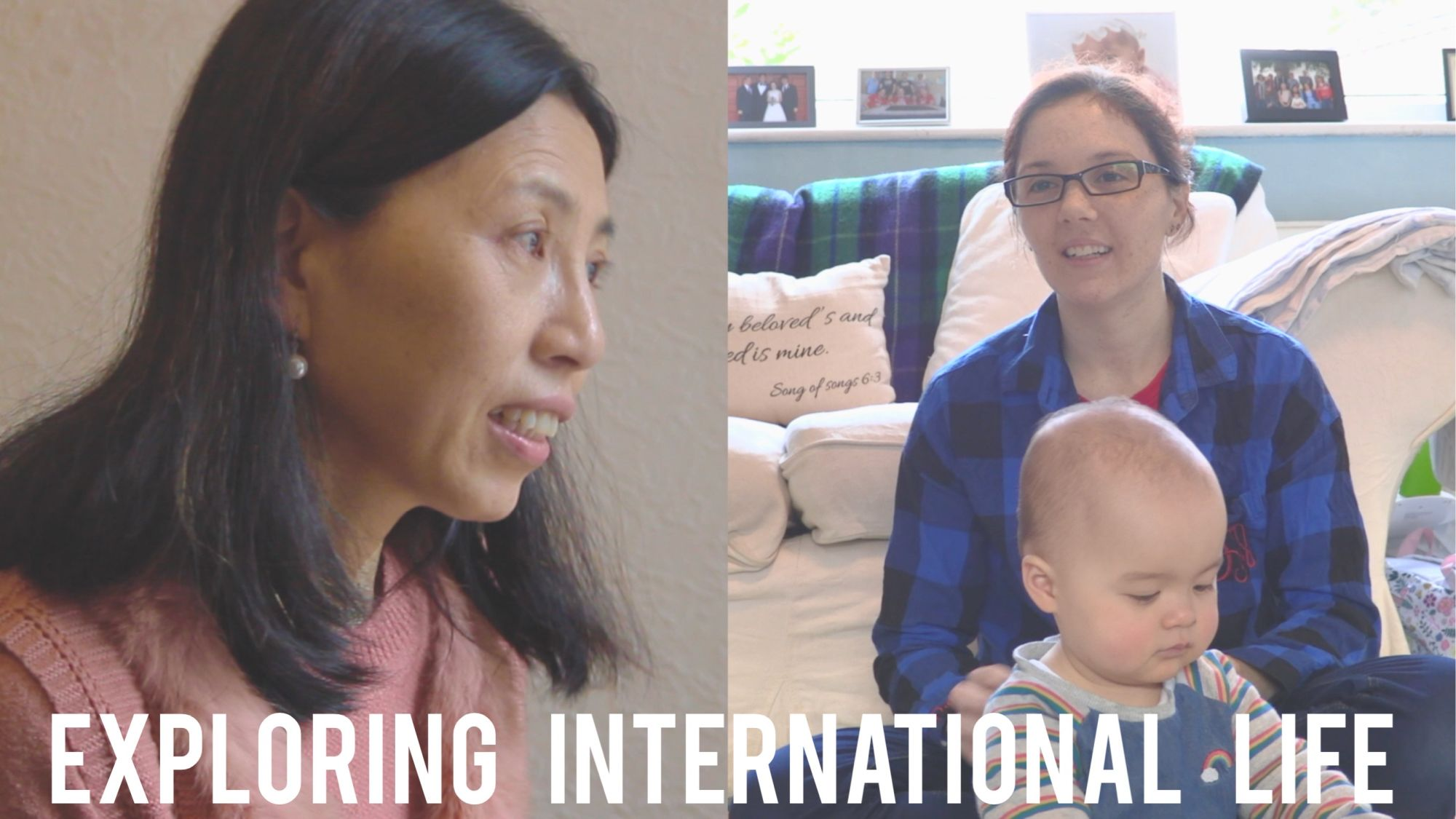 Exploring International Life (Chloe Woo)